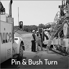 Pin & Bush Turn