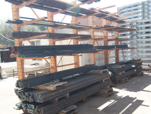 Grouser Bars in Stock