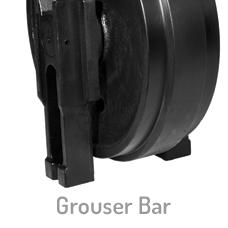 Grouser Bar